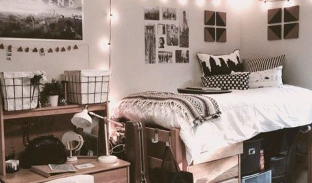 52 Stylish Cool Dorm Rooms Style Decor Ideas