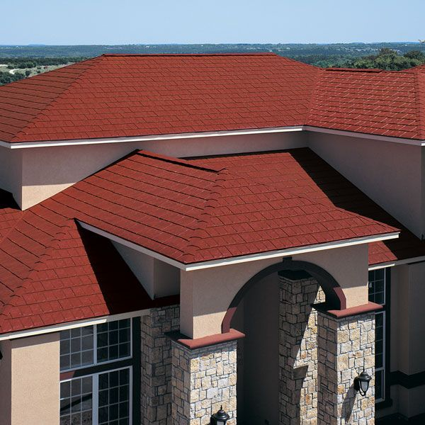 Raise The Roof Green Roofing Materials Metal Shingle Roof Modern House Facades Metal Shingles