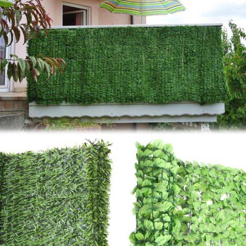 Details zu Sichtschutz Windschutz Verkleidung für Balkon