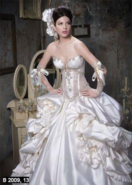 Pnina Tornai (born 1962 in Israel) is a wedding dress designer and ...