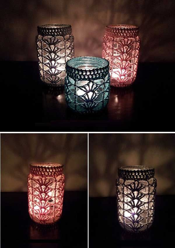 decorate your home with crochet 05 decorate your home with crochet 05 crotcheting Pinterest