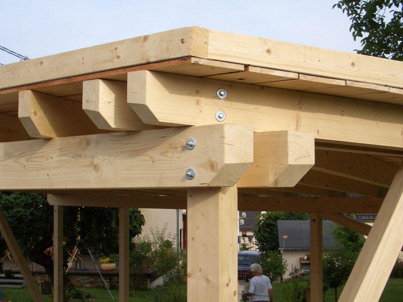 Carports Holzwerkstatt Schneider Carports Terrassenuberdachung Selber Bauen Holzwerkstatt