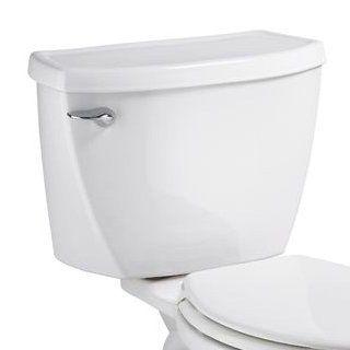 American Standard Pressure Assist 1 1 Gpf Toilet Tank Finish White Toilet Tank American Standard Toilet