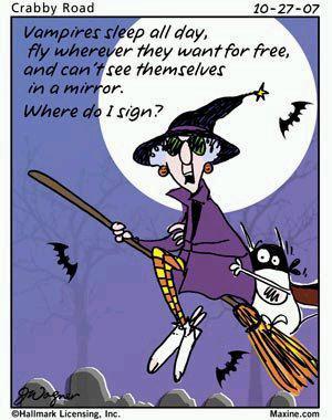 Maxine And The Halloween Scene   Halloween IPhone Wallpaper Background  Holidayu2026 Halloween HumorHappy HalloweenFunny Halloween QuotesHalloween  CartoonsFunny ...