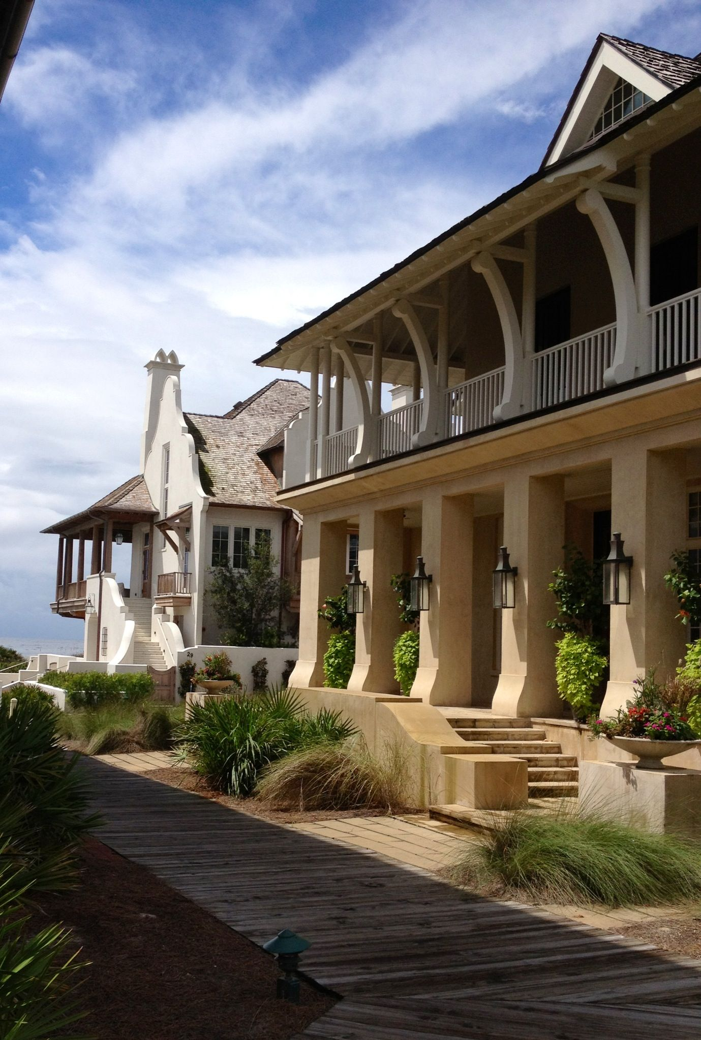 architectural wonderland on 30a beach beach house decor rh pinterest com