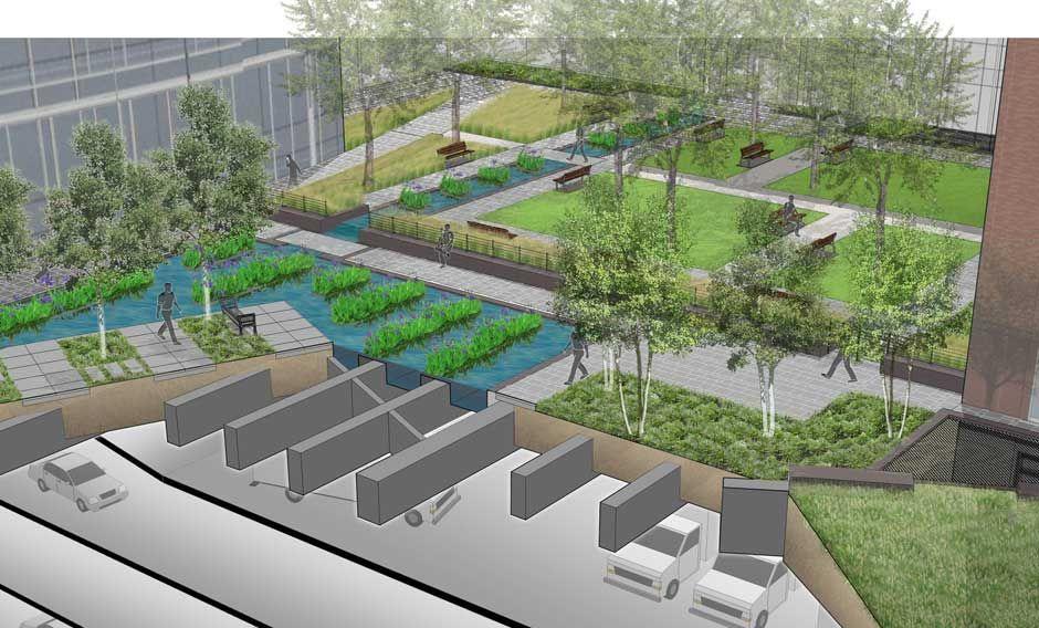 Pin By Jeri Oka On Festival Plaza Plaza Design Landscape Plan Architecture