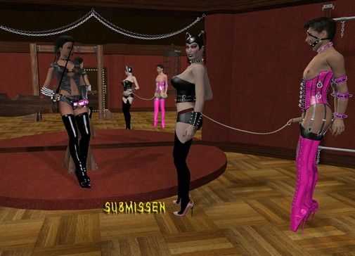Mistress Owners Feminization  Revenge  Feminism -2155