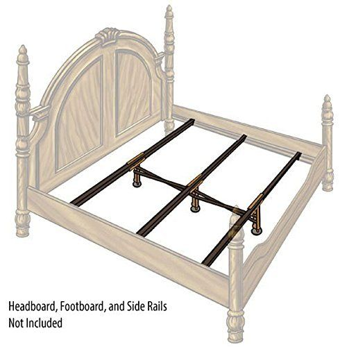 Glideaway Gs 3 Xs X Support Steel Bedding Support System 3 Cross Rails 3 Legs Adjustable Beds Adjustable Bed Frame Steel Bed Frame