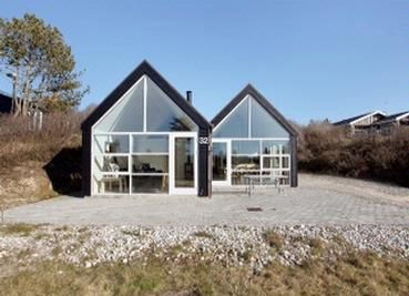 blokhus great luxury cottage for 6 2 people at denmark s best rh pinterest ca