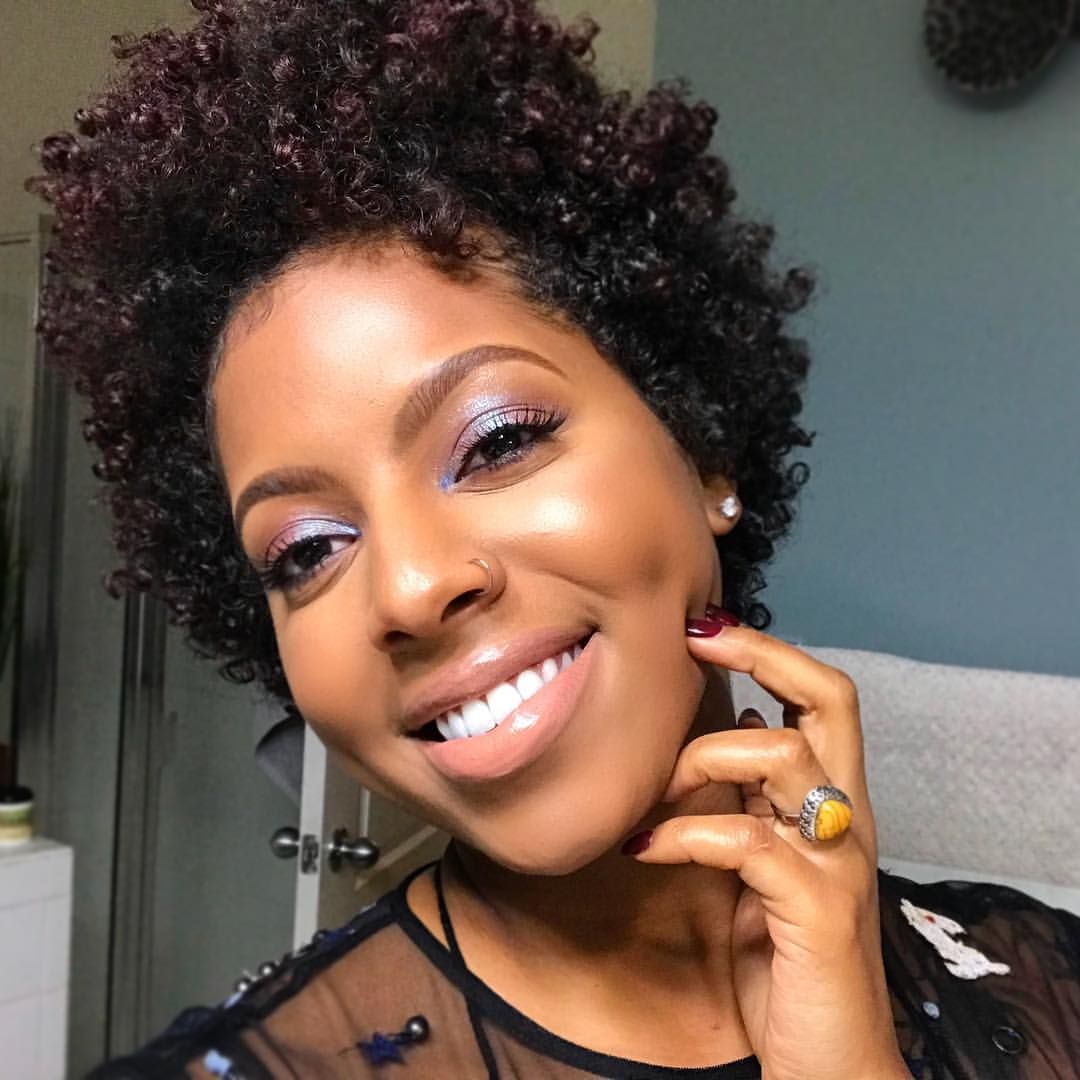 Pin By C On Hair In 2019 Pinterest Natural Hair Styles Hair