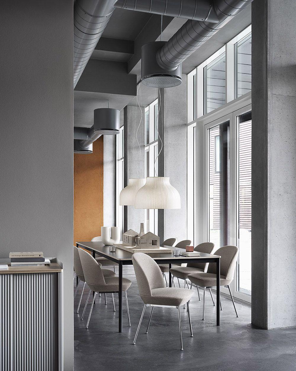 Scandinavian Interior Inspiration From Muuto Combining Modern