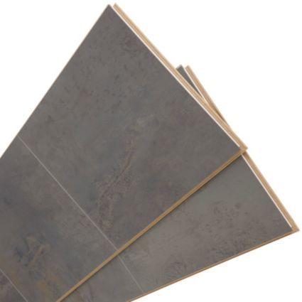 Quick Step Tila Grey Stone Effect Laminate Flooring 1m Pack Image
