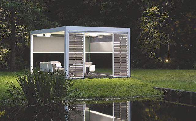 Abris de jardin design en bois ou métal Gardens