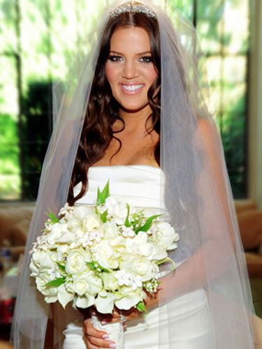Beautifully Ever After: Celebrity Wedding Beauty Looks We Love ...