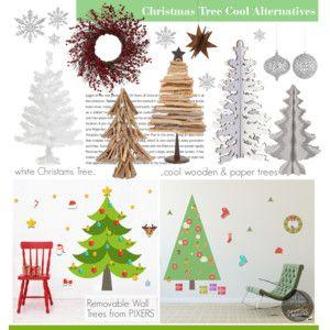 Christmas Tree Cool Alternatives  PIXERSIZE.COM