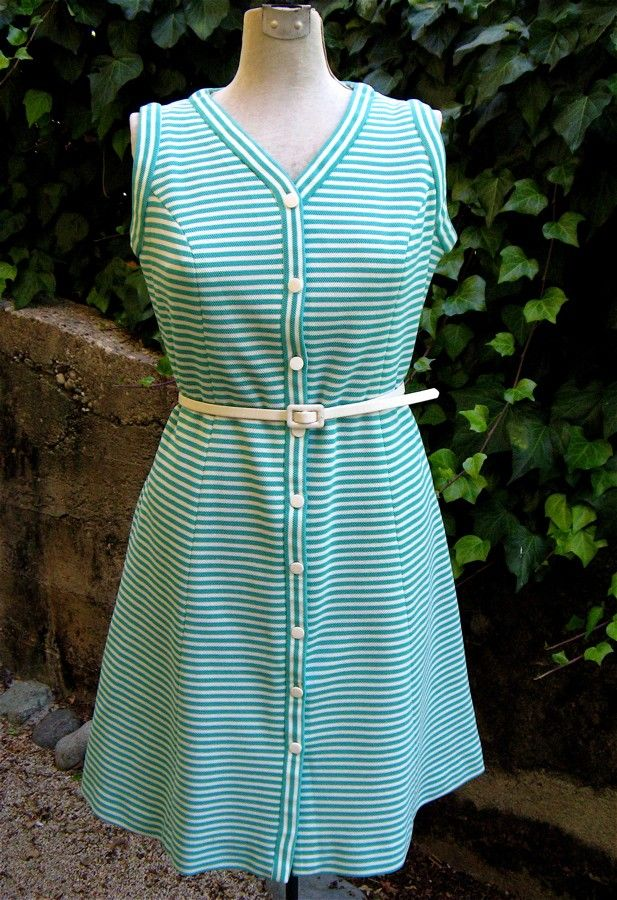 The Day at the Beach Dress. $25.00, via Etsy.