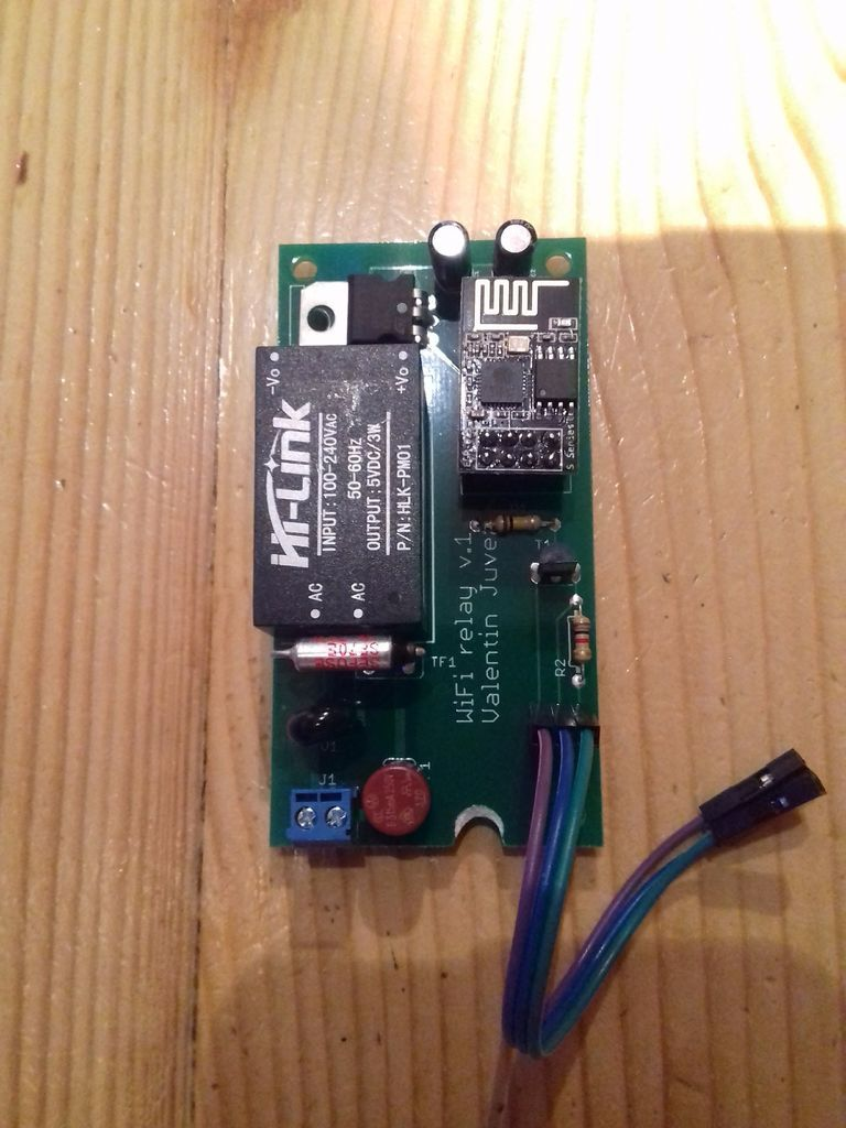 esp8266 wifi switch kitchen \u0026 baking wifi, diy electronics