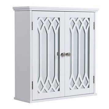 Elegant Home Fashions Orleans Wall Cabinet Main Bath