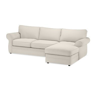 pearce upholstered left arm 2 piece chaise sectional down blend rh pinterest com