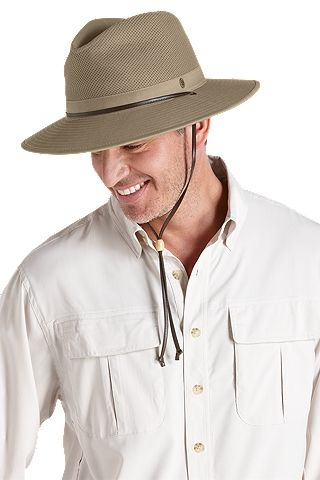 4cc2e6ff3d970 Our best-selling Crushable Ventilated Canvas Hat offers fedora-inspired  styling and