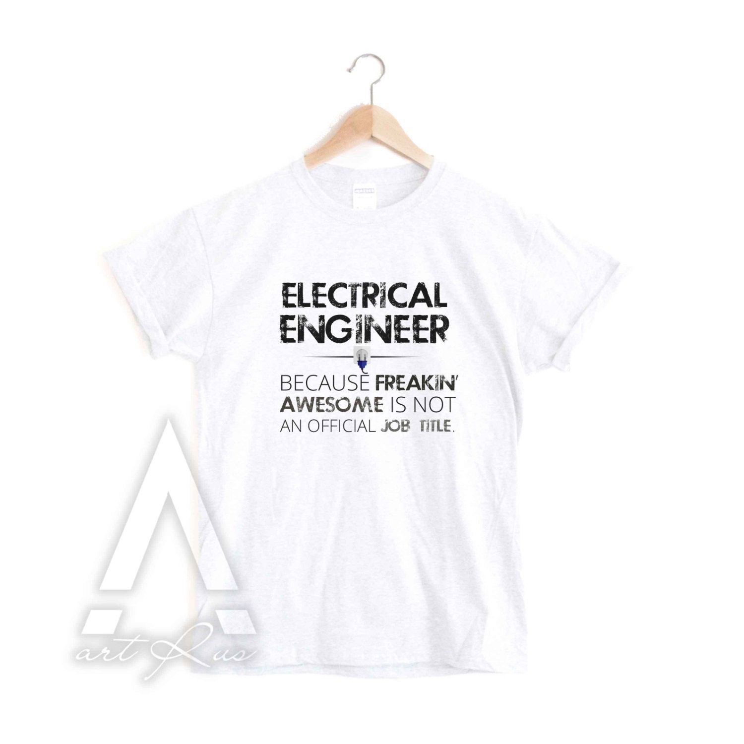 Birthday Gifts For Electrical Engineers, Engineer Gifts, T Shirts, Holiday Gifts,