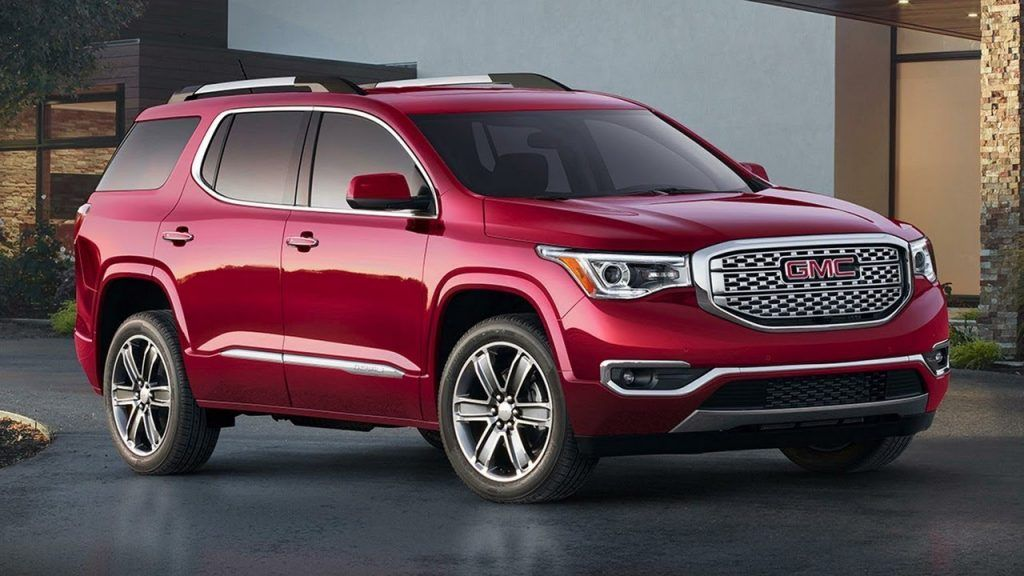 Top 2019 Gmc Acadia Research New Release Car 2019 Gmc Suv