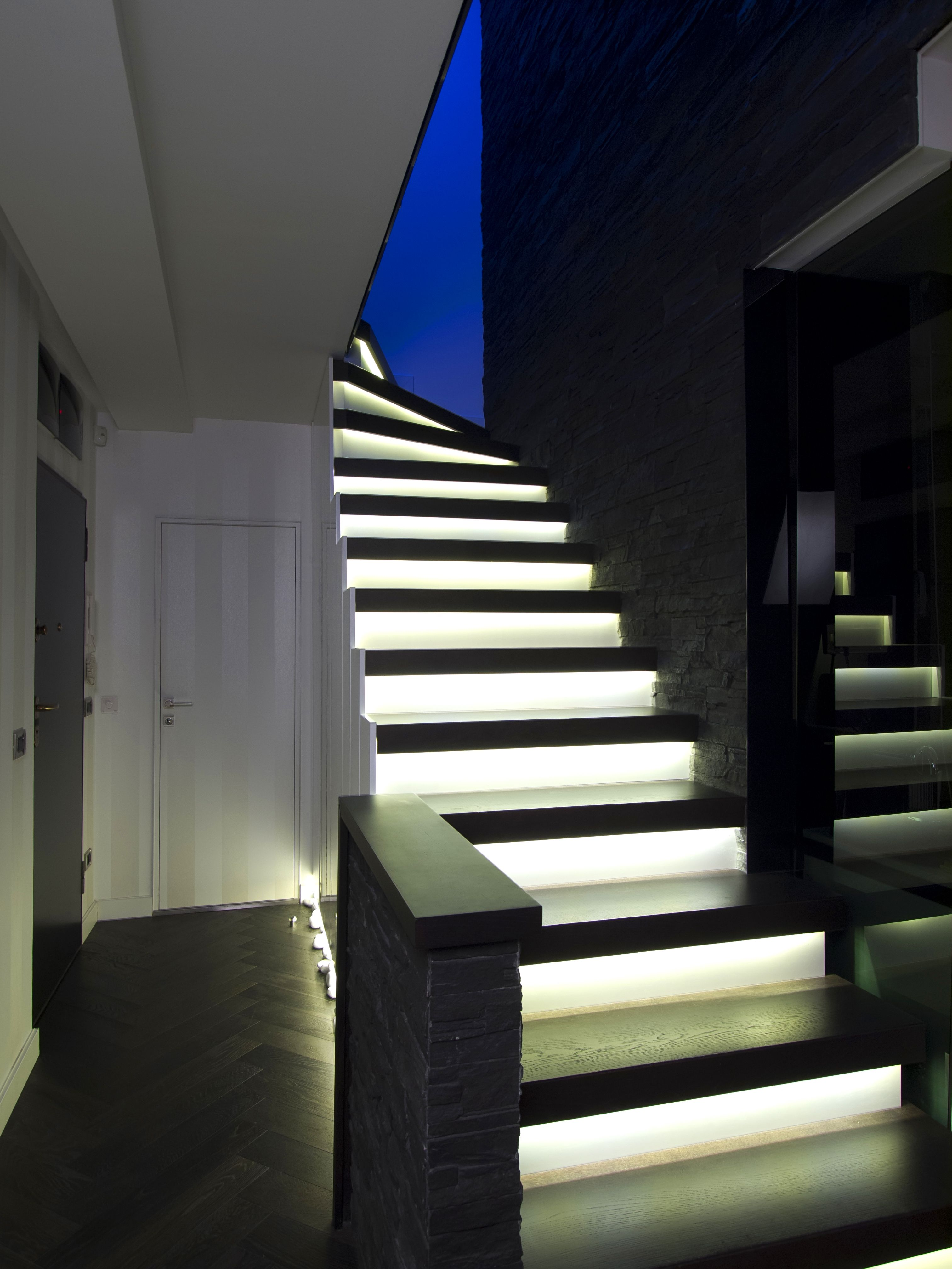 Bespoke Staircasing for a private residence in