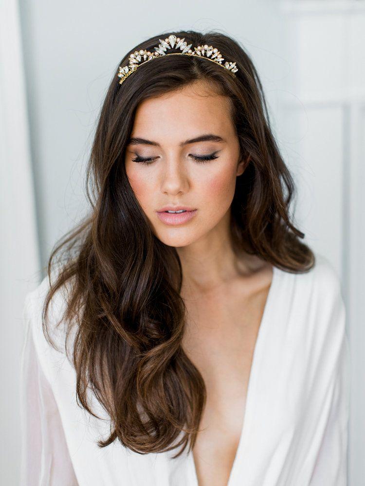 Lia — Emma Katzka | bohemian + glamorous bridal accessories