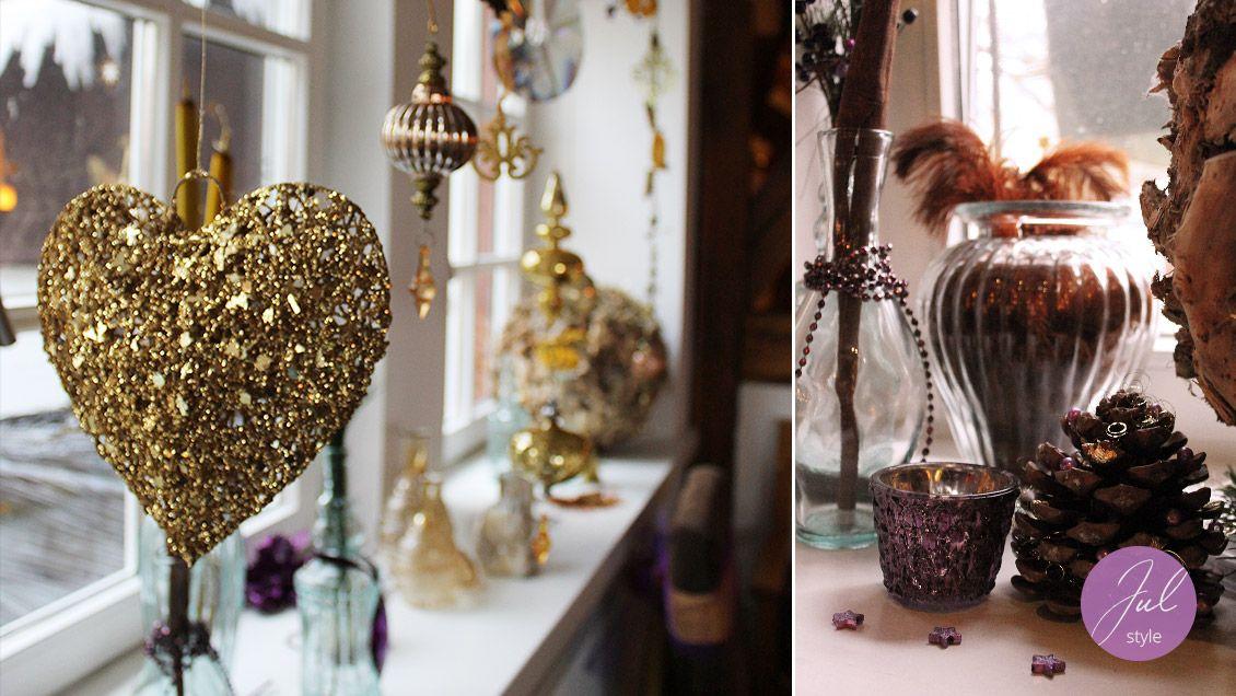 fensterdekoration beispiel f r weihnachten ideal f r. Black Bedroom Furniture Sets. Home Design Ideas