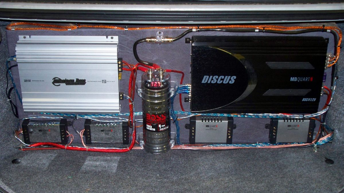 How To Upgrade Your Car S Subwoofers Amplifiers Car Audio Installation Car Audio Systems Car Subwoofer