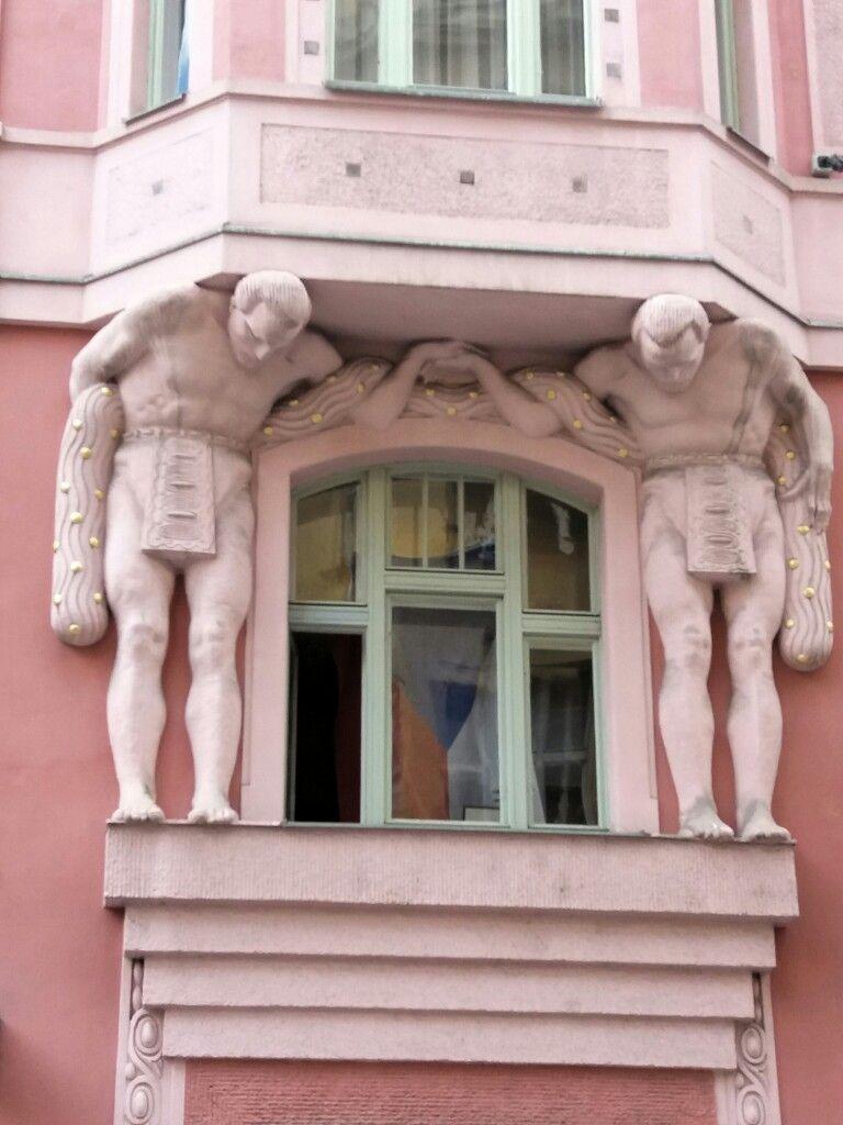 Praga. Zona ghetto