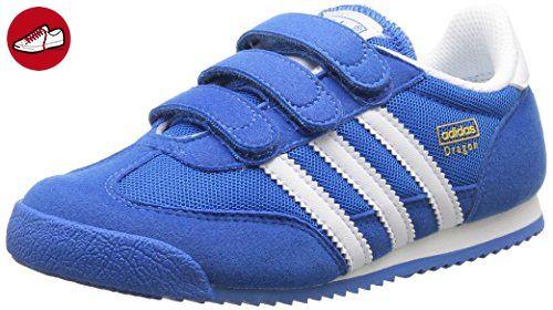 adidas Dragon CF C, Unisex-Kinder Sneakers, Blau (Bluebird Running White 6dad295d2e43