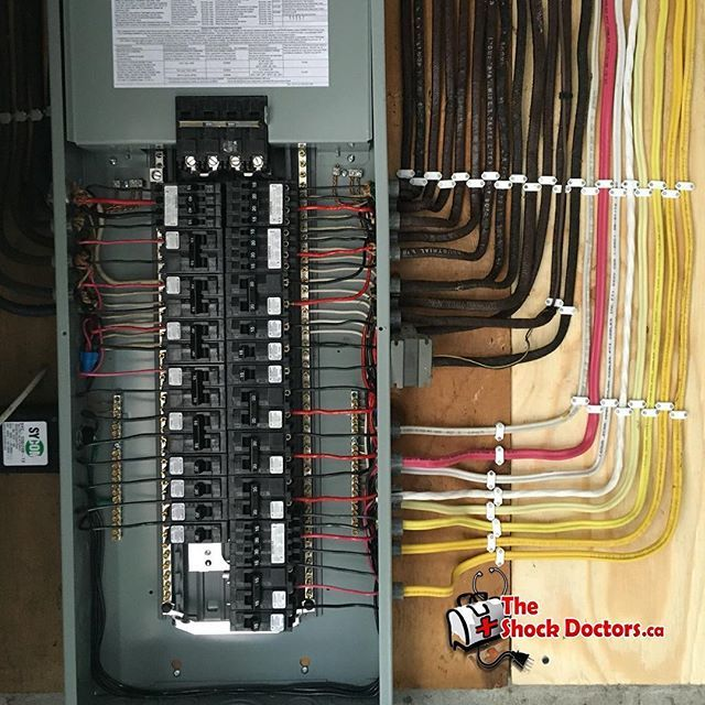 fantastic job scott the electricpanel is the of the home rh pinterest ie