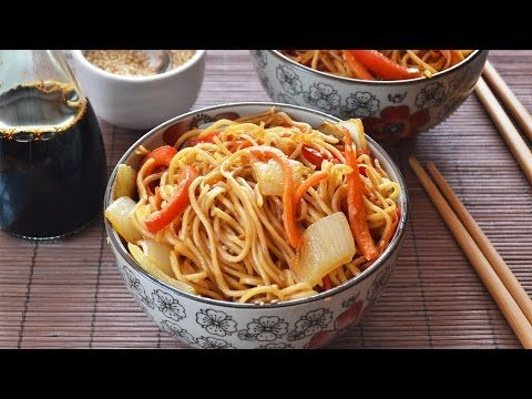 Fideos chinos con verduras recetas de cocina oriental youtube fideos chinos con verduras recetas de cocina oriental youtube forumfinder Images