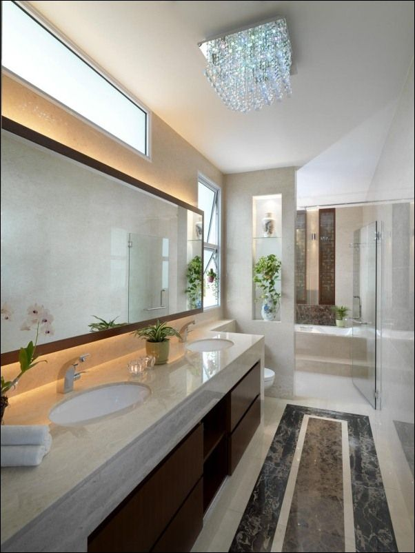 Bathroom Wonderful White Marble Countertop Combine With