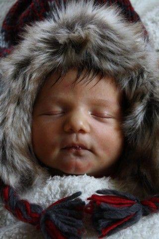 543aa19b8 Tiny Eskimo Baby