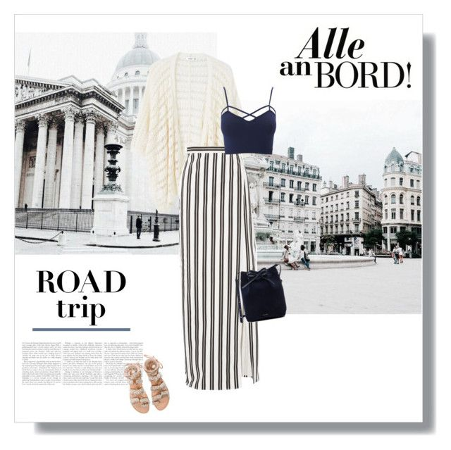 """""""✈ALLE AN BORD!"""" by iambmogirl ❤ liked on Polyvore featuring GET LOST, MANGO, Balenciaga, Charlotte Russe, Royce Leather, Elina Linardaki, Mansur Gavriel and plus size clothing"""