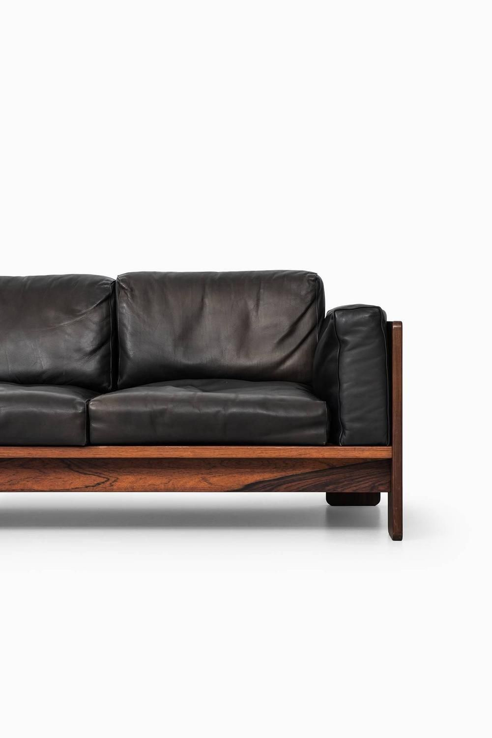 Tobia Scarpa Sofa Model Bastiano Produced by