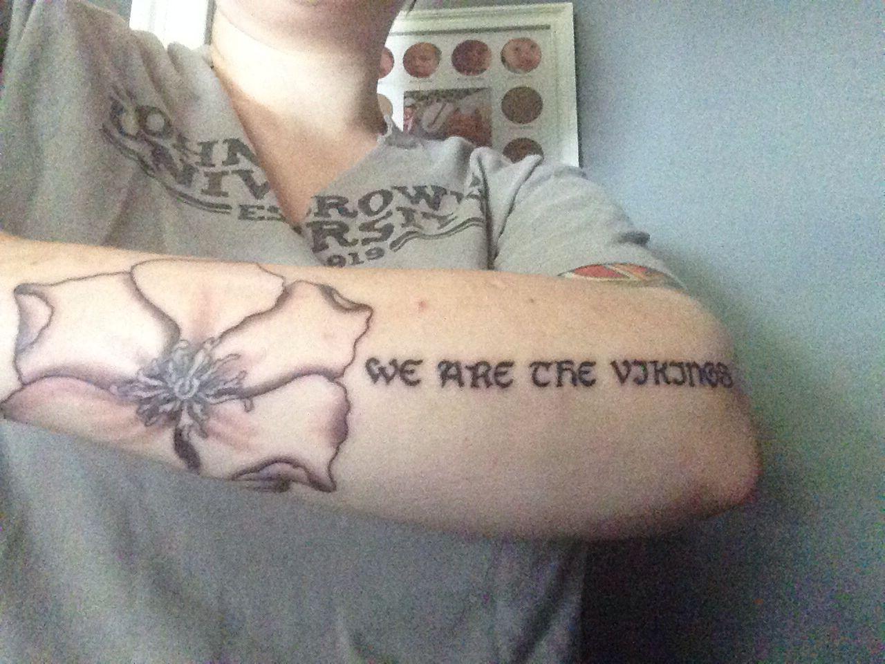Black and grey white oleander tattoo inkedmommy p r i c