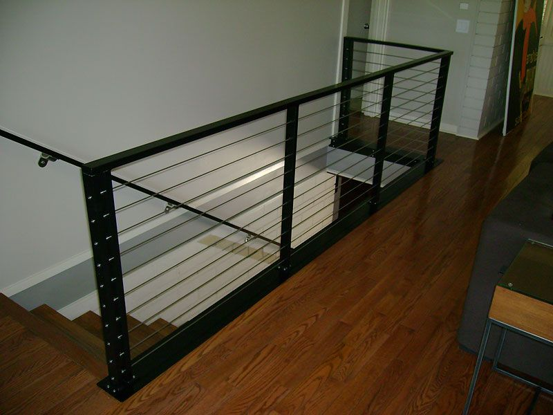 Whether For Your Stairs, Balcony Or Room Divider, In Wrought Iron Or  Aluminum, Gainesville Ironworks Creates Custom Railing To Your  Specifications.