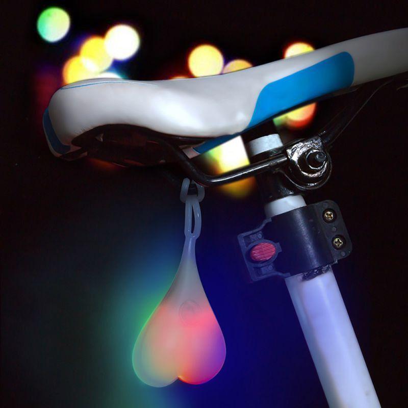 Bike Glowing Balls Tail