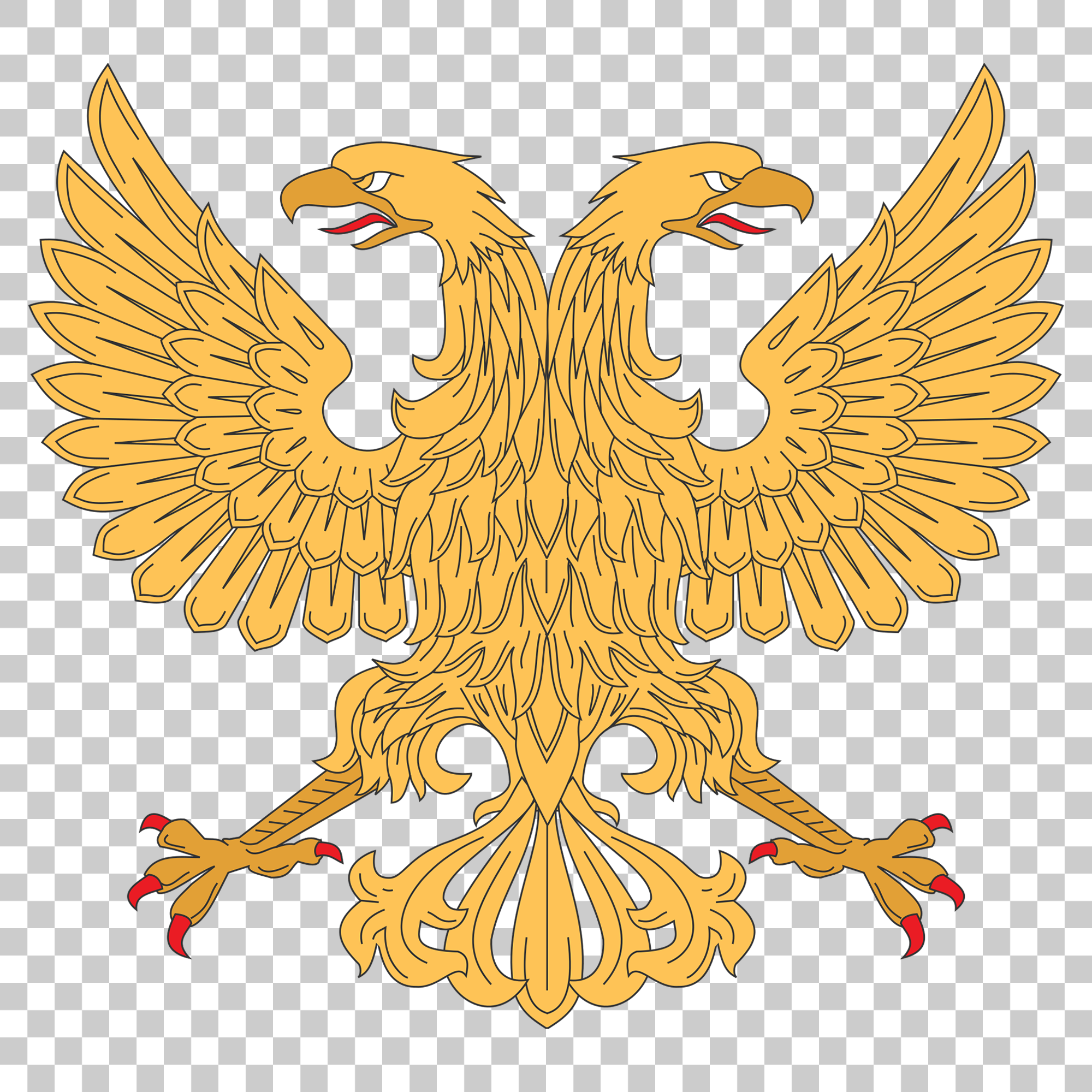 Eagle Hawk Bird Png Image With Transparent Background Stock Images Free Png Images Cartoons Vector