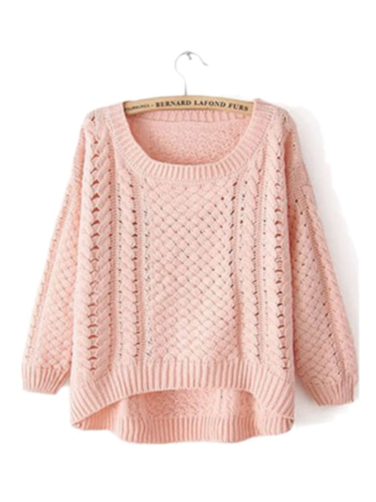 Light pink/cream sweater | Cute Clothes / Accessories | Pinterest ...