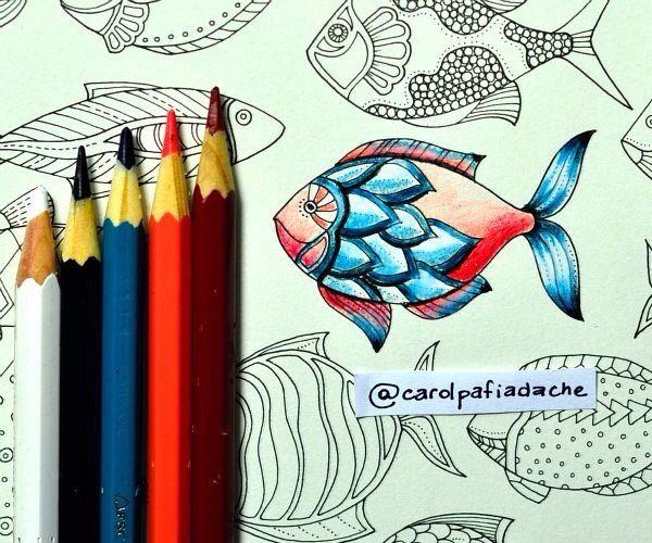 Я не художник, я только учусь;) | Рисунки в ярких тонах ...