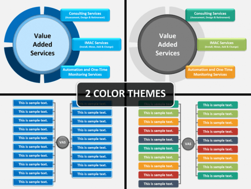 pin on powerpoint diagrams & charts value chain diagram value added diagram #15