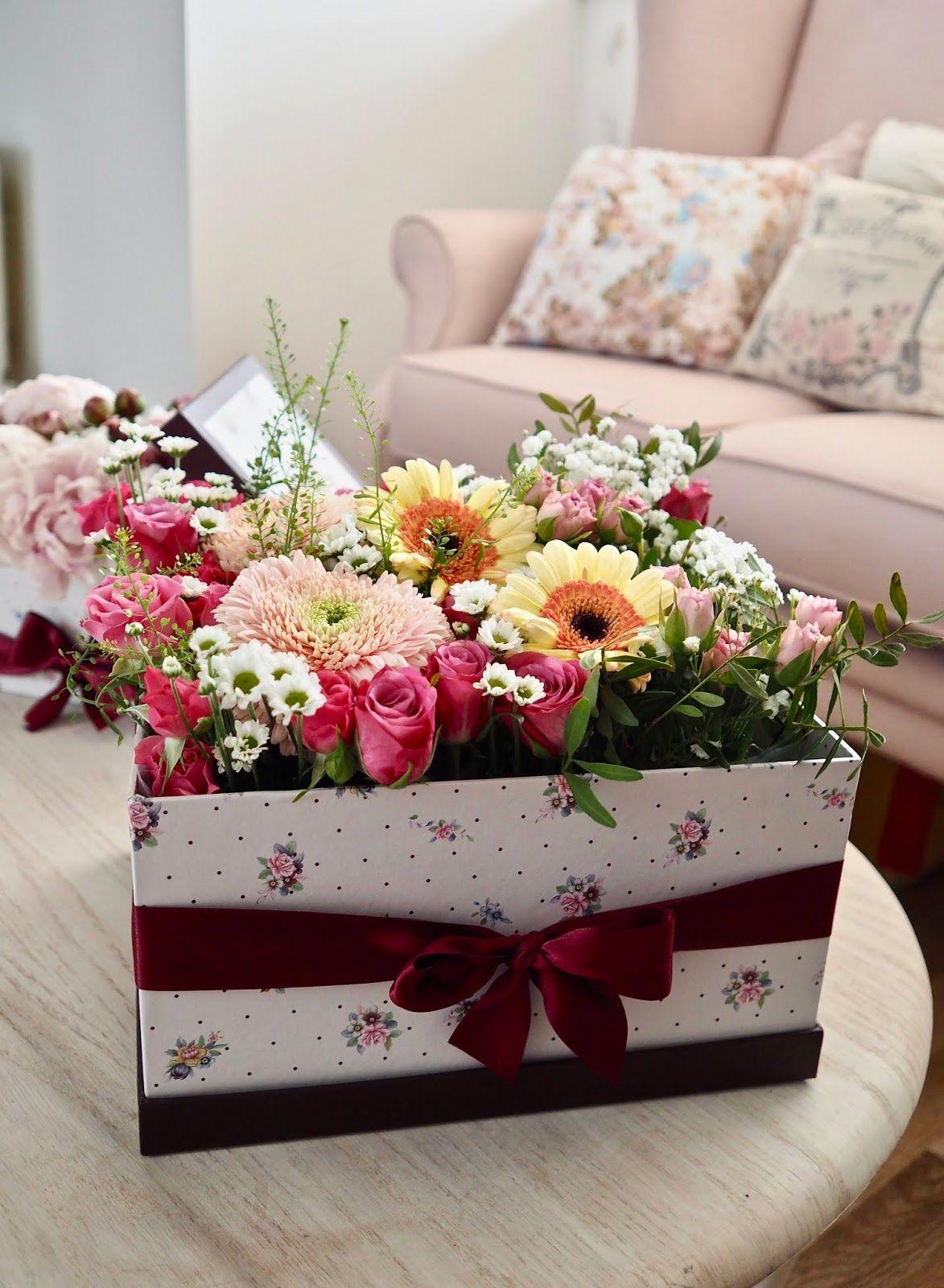diy flower bouquet box decor flower bouquet boxes bouquet box rh pinterest com
