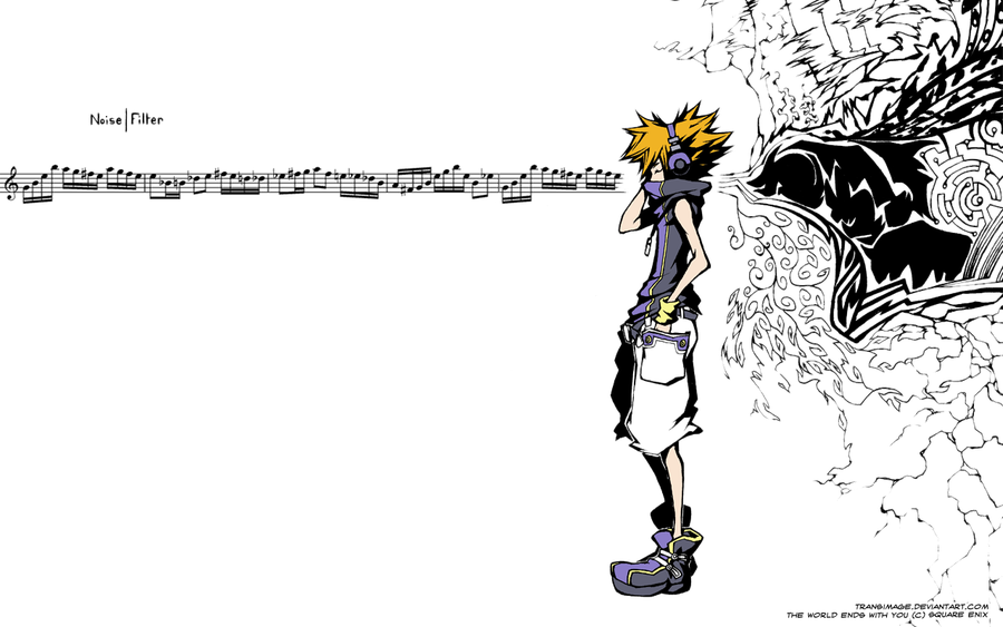 Twewy Noise Filter Gaming Filters Wallpaper Home Decor