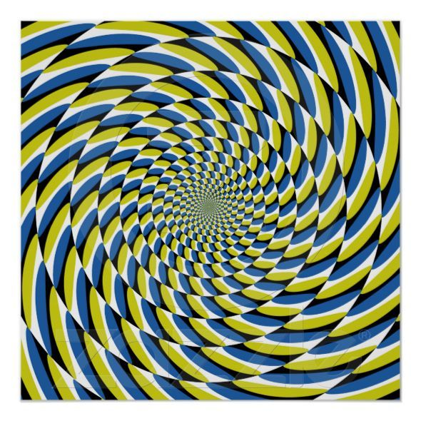 movement illusion in op art   Op Art: Optical Illusions ...