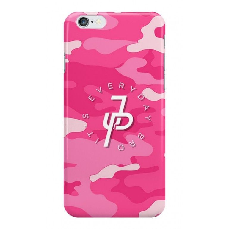 Jake Paul Everyday Camo iphone case
