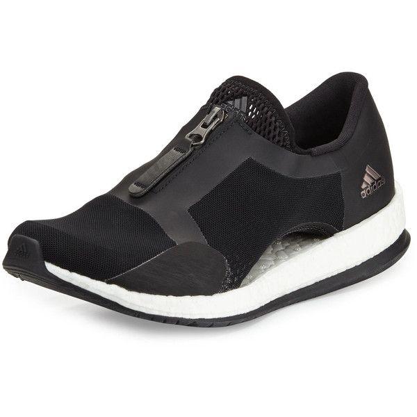 Adidas Pure Boost Zip-Front Sneaker (6